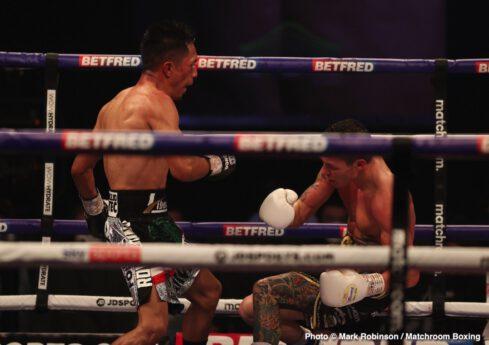 Josh Warrington - Boxing News