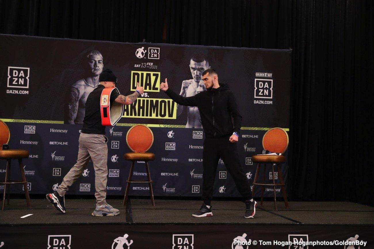 Joseph Diaz Jr - Joseph Diaz Jr