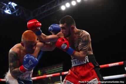 Joseph Diaz Jr, Shavkat Rakhimov - Boxing News