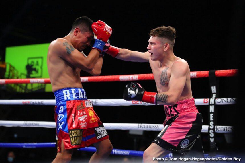 Bektemir Melikuziev, Brian Castano, Joseph Diaz Jr, Patrick Teixeira - Boxing News