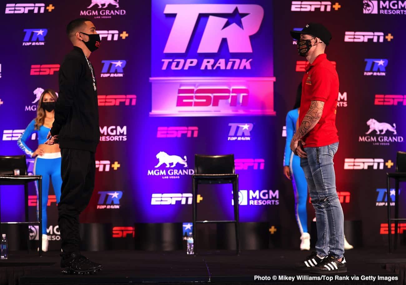 Gabriel Flores Jr, Jayson Velez, Miguel Berchelt, Óscar Valdez - Boxing News