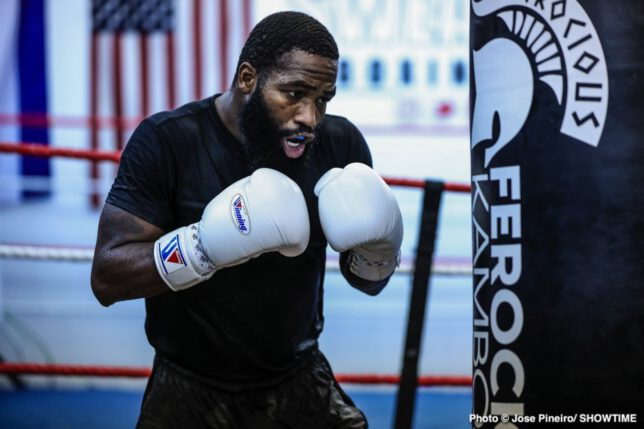 Adrien Broner, Robert Easter Jr. - Boxing News