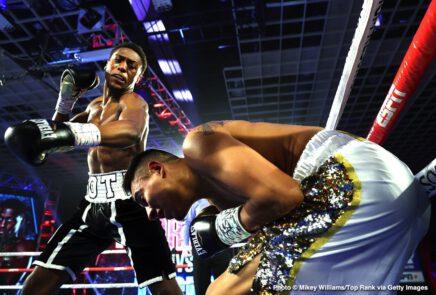 Adam Lopez, Jackson Marinez, Jared Anderson, Jason Sanchez, Richard Commey - Boxing News