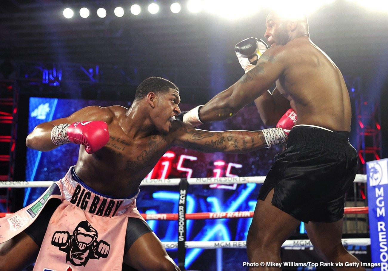 Cassius Chaney, Hasim Rahman Jr, Jared Anderson, Jermaine Franklin, Michael Coffie, Stephan Shaw - Boxing News
