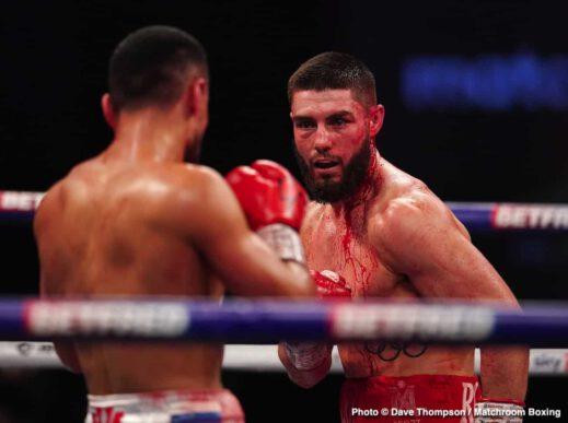 David Avanesyan, Josh Kelly - Boxing News
