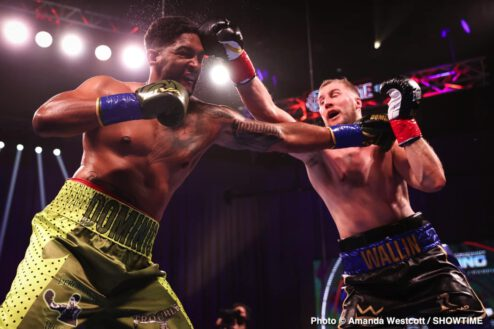 Adrein Broner, Ottoo Wallin, Robert Easter Jr. - Boxing News