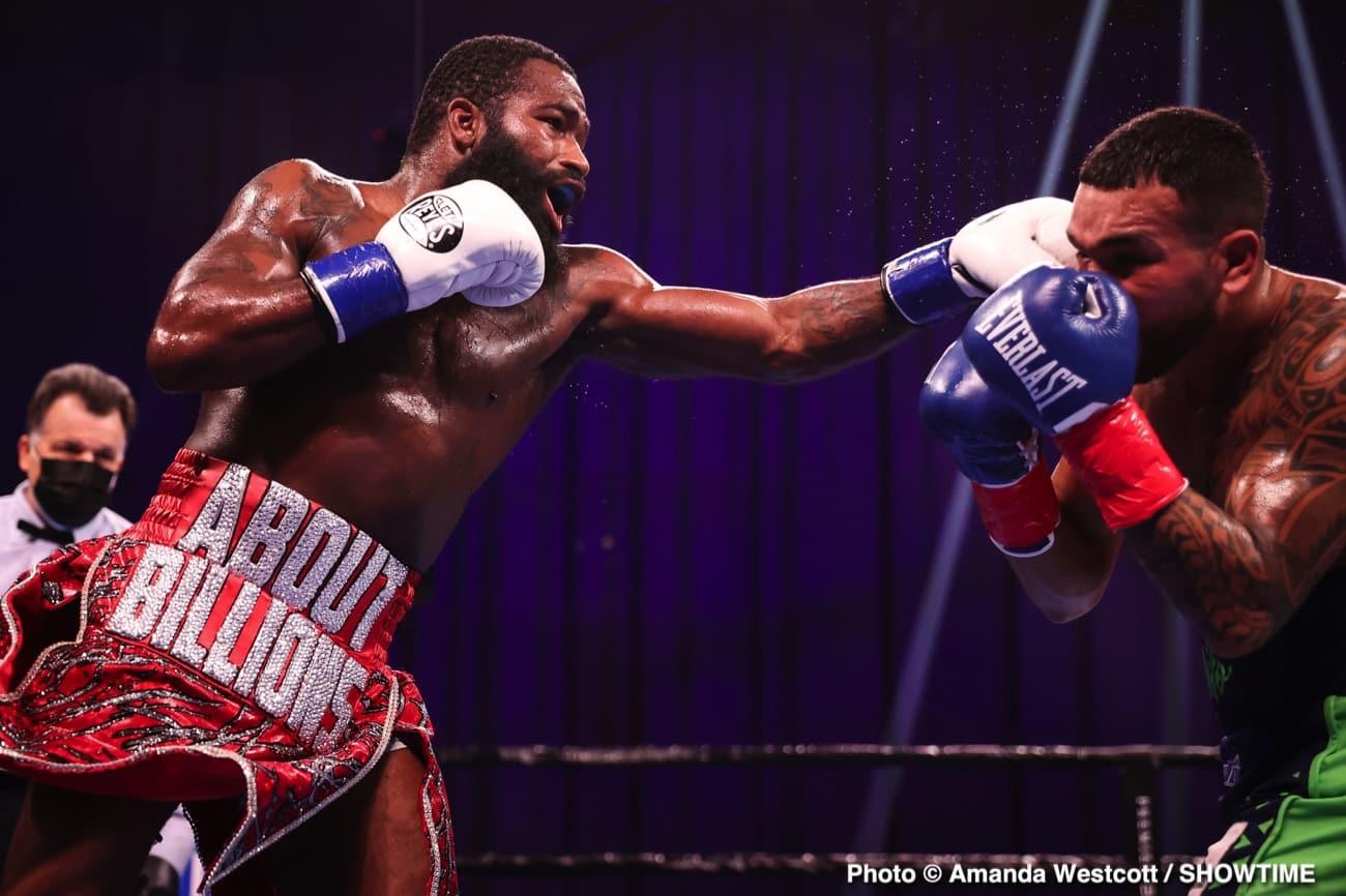 Adrien Broner, Jovanie Santiago, Regis Prograis - Boxing News