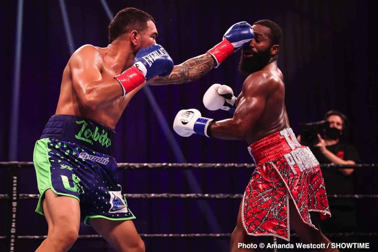 Adrien Broner, Conor Benn - Boxing News