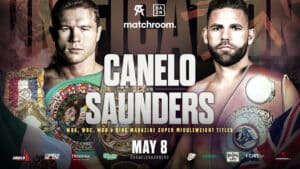 Billy Joe Saunders: There's no rematch clause for Canelo Alvarez fight