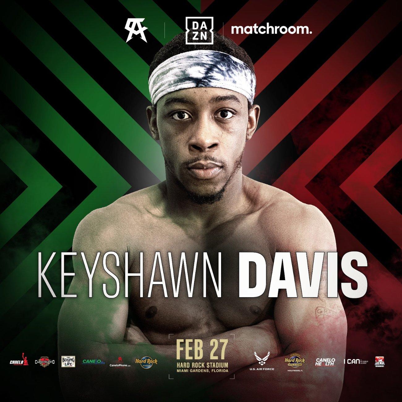 Keyshawn Davis - Keyshawn Davis