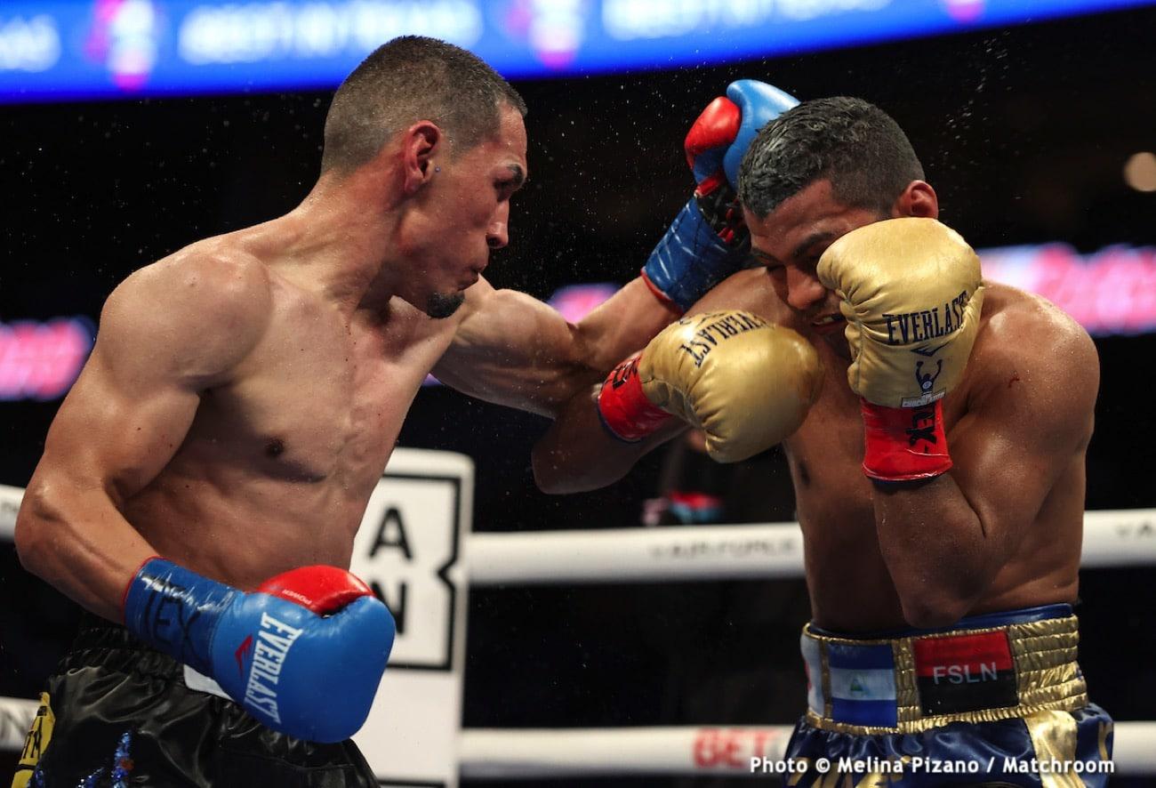 "Eddie Hearn, Juan Francisco Estrada, Roman ""Chocolatito"" Gonzalez - Boxing News"
