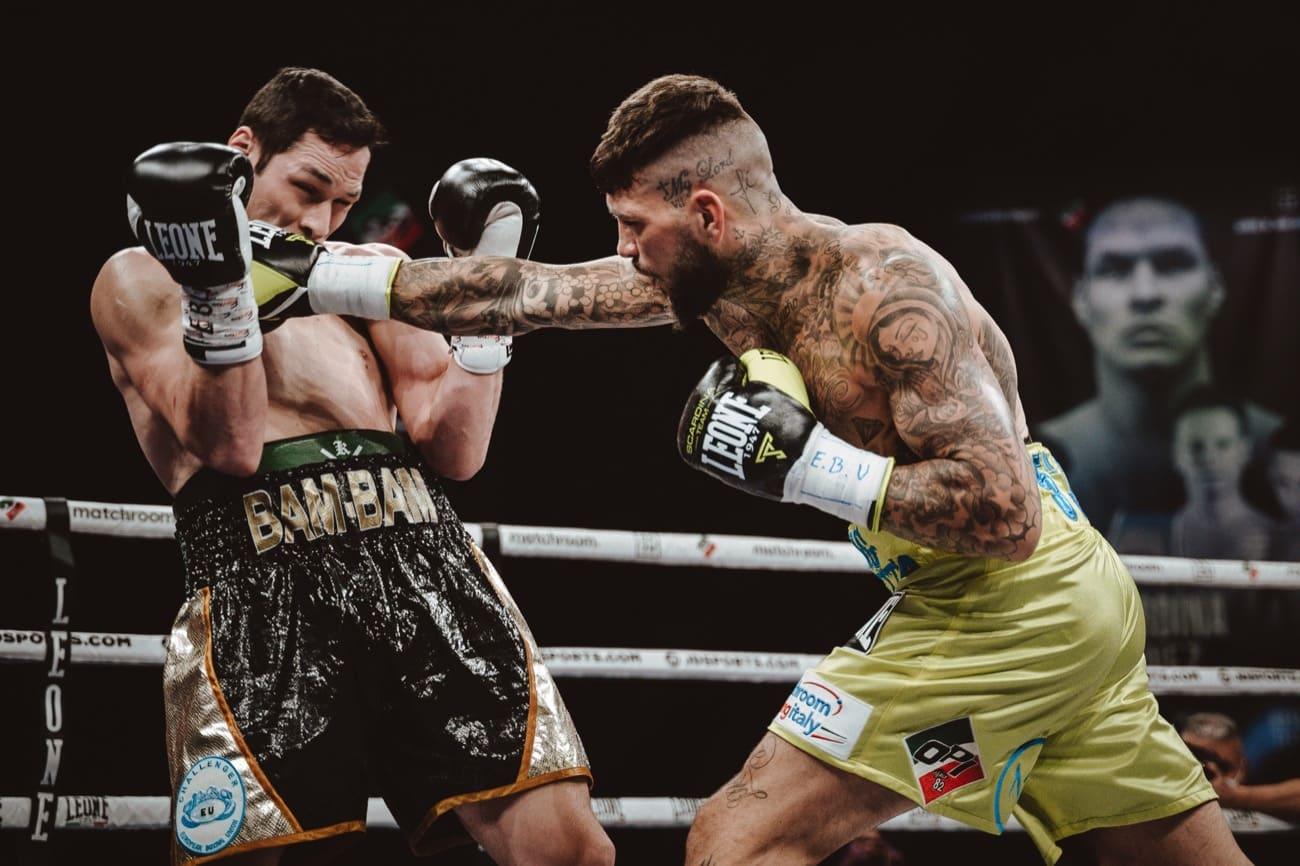 Daniele Scardina - Boxing Results