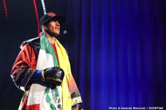 David Benavidez, Ronald Ellis - Boxing News