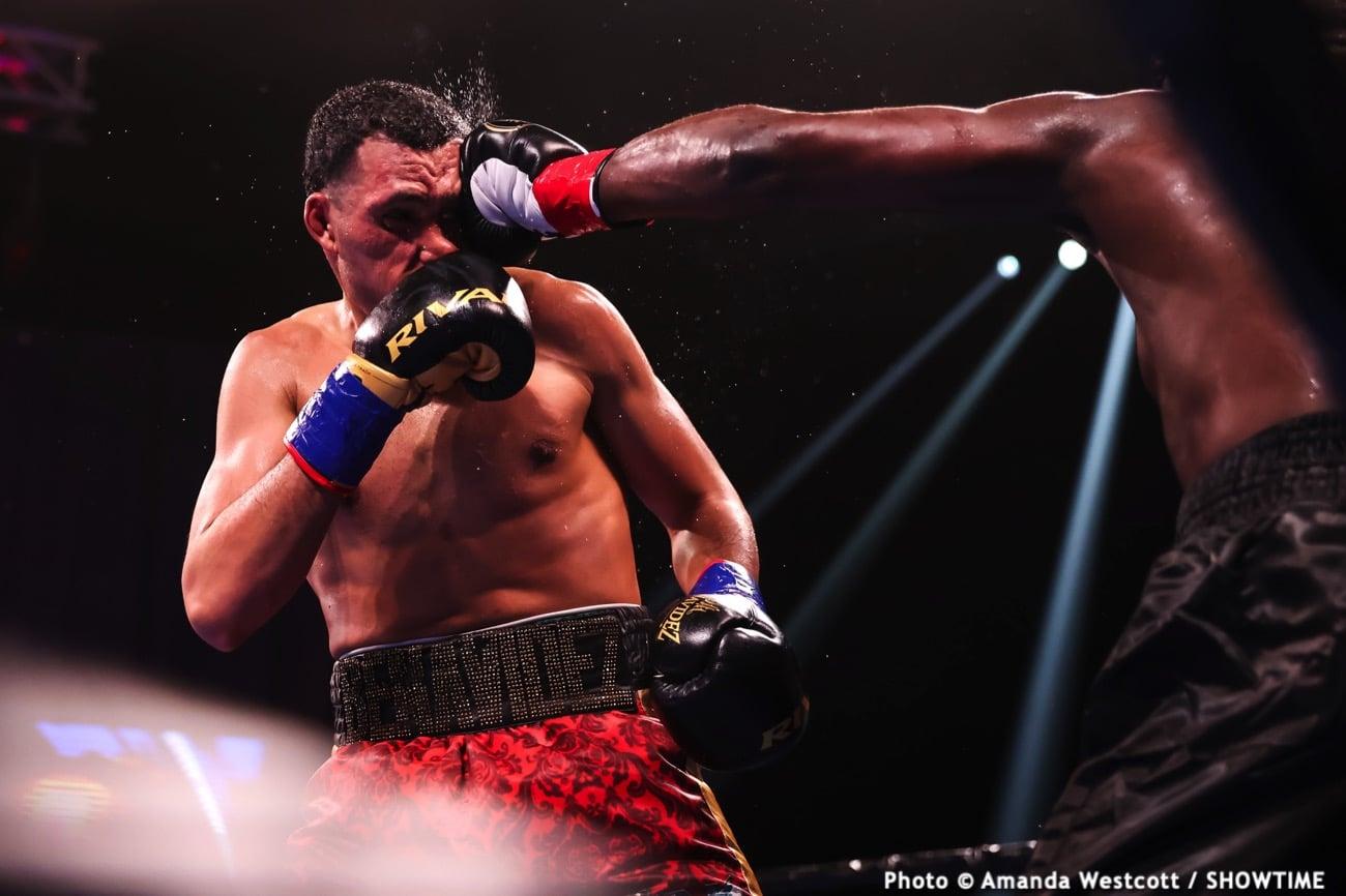 David Benavidez, Jermall Charlo, Ronald Ellis - Boxing News