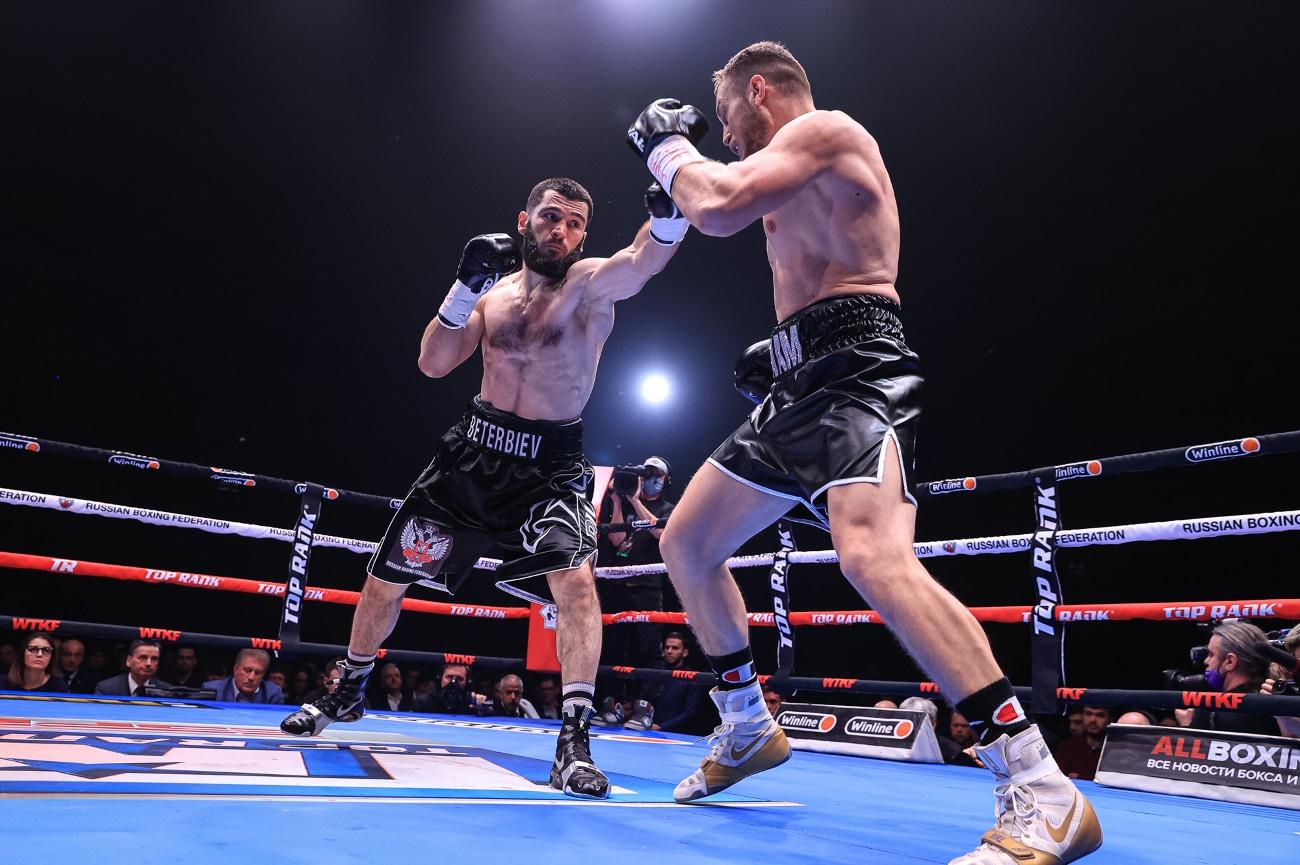 Artur Beterbiev, Billy Joe Saunders, Canelo Alvarez, Eddy Reynoso - Boxing News
