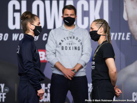 Krzysztof Glowacki, Lawrence Okolie - Boxing News