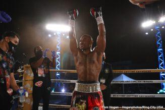 Brandon Adams, Serhii Bohachuk - Boxing News
