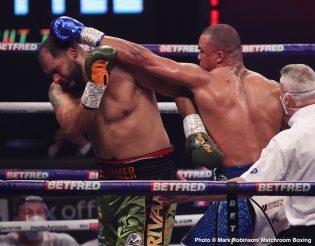 Eric Molina, Fabio Wardley - Boxing News