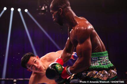 Brandun Lee, Samuel Teah - Boxing News