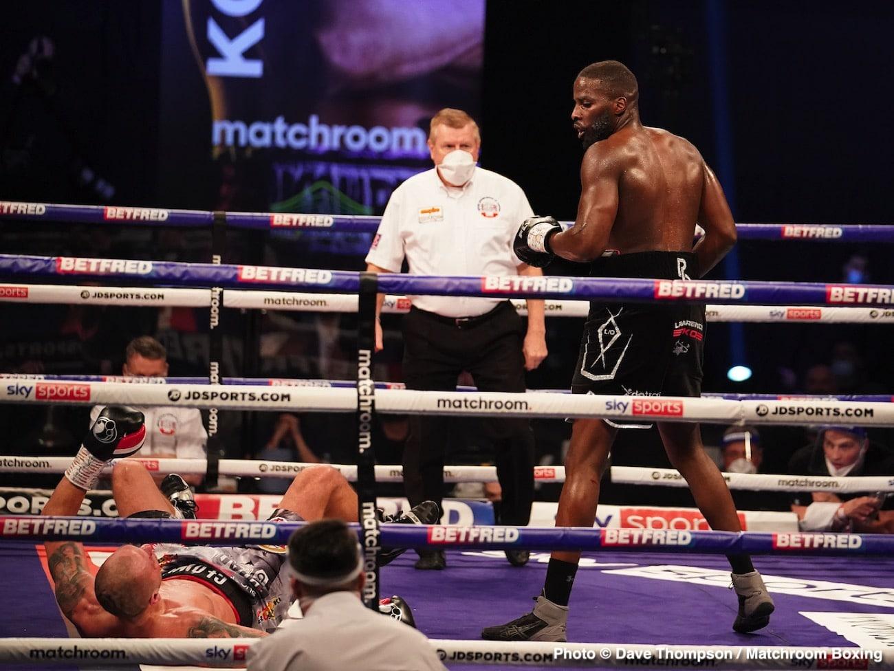 Lawrence Okolie - Boxing News