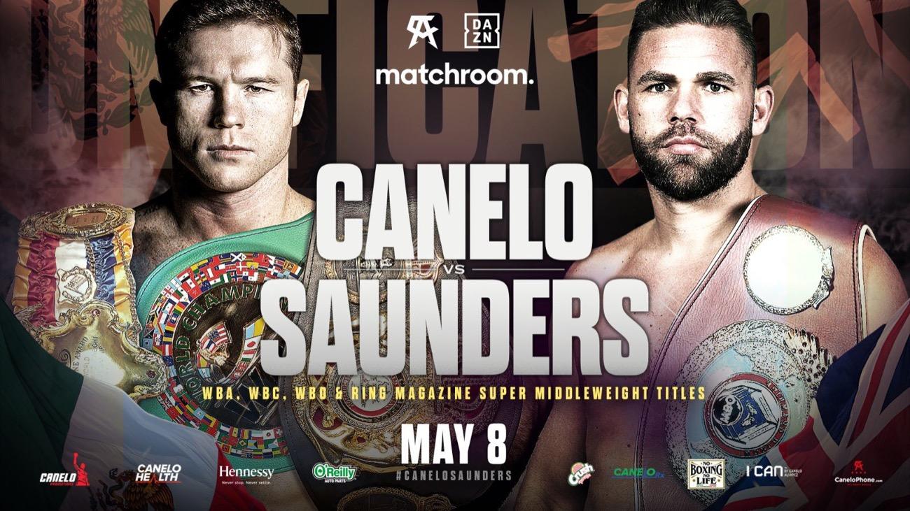 Billy Joe Saunders, Caleb Plant, Canelo Alvarez - Boxing News