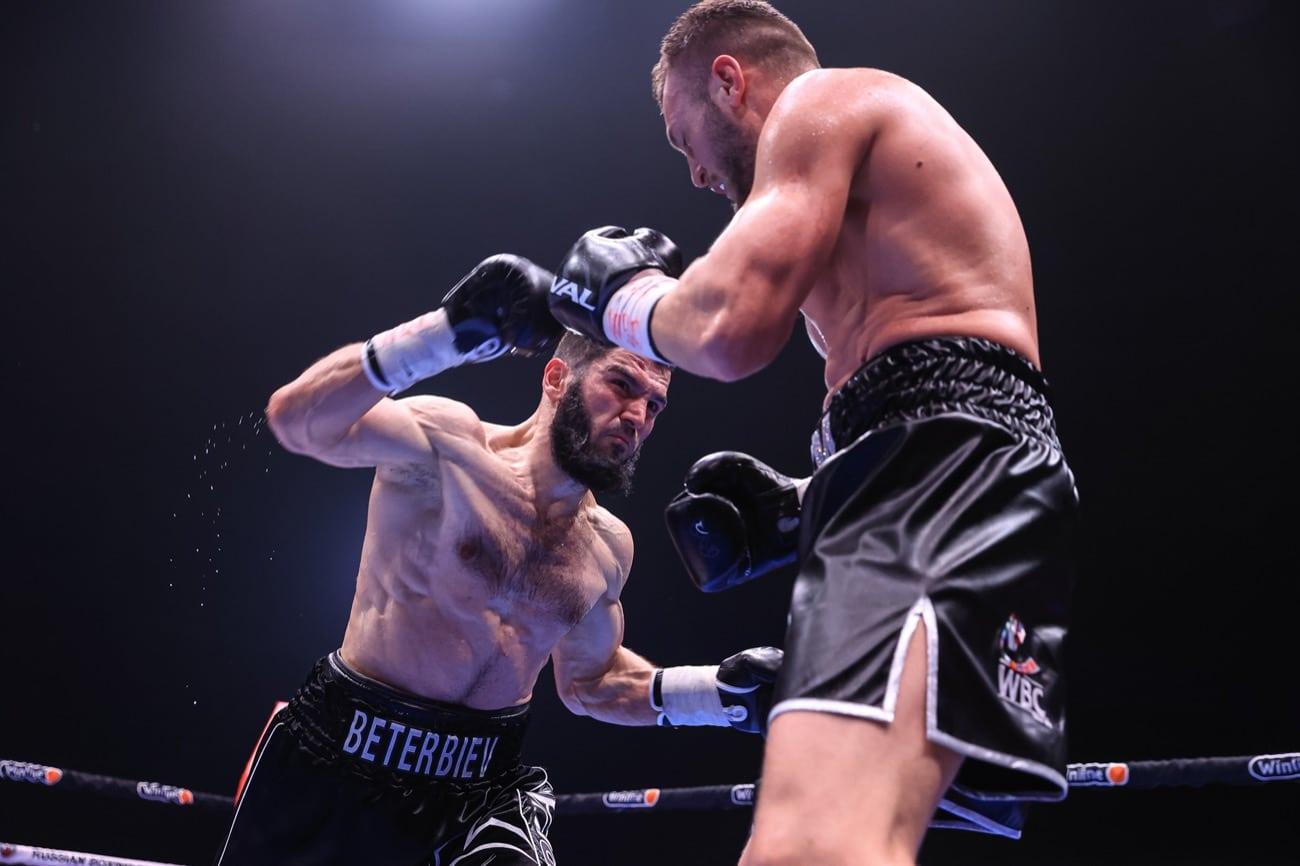 Artur Beterbiev, Canelo Alvarez - Boxing News