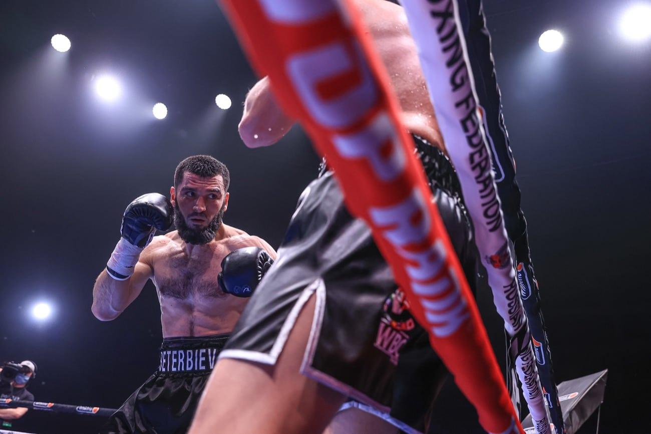 Artur Beterbiev, Bob Arum, Canelo Alvarez, Joe Smith Jr., Marcus Browne - Boxing News