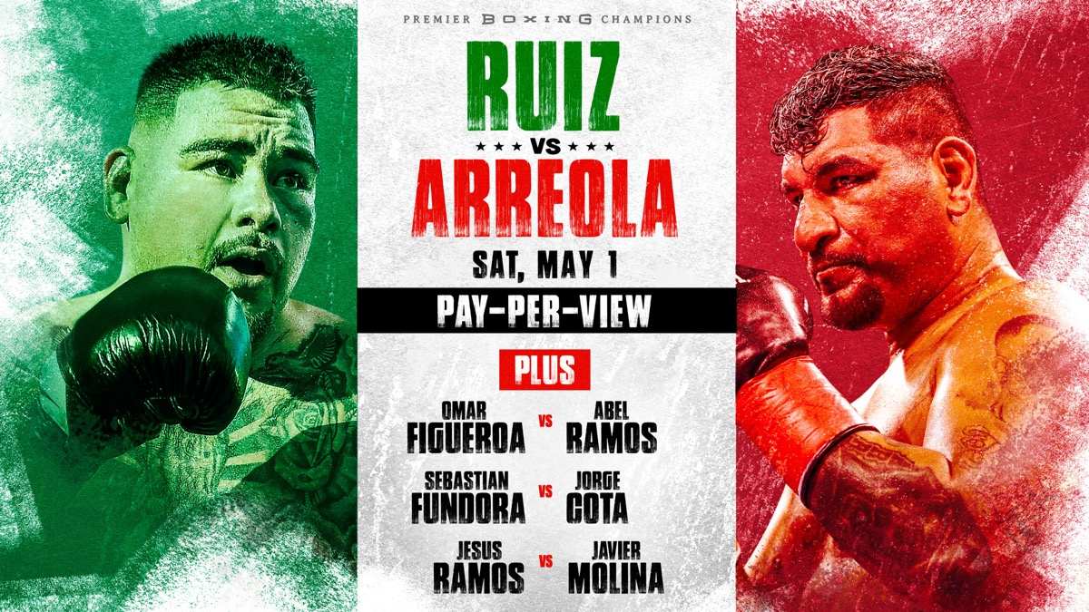 Andy Ruiz Jr, Canelo Alvarez, Chris Arreola - Boxing News