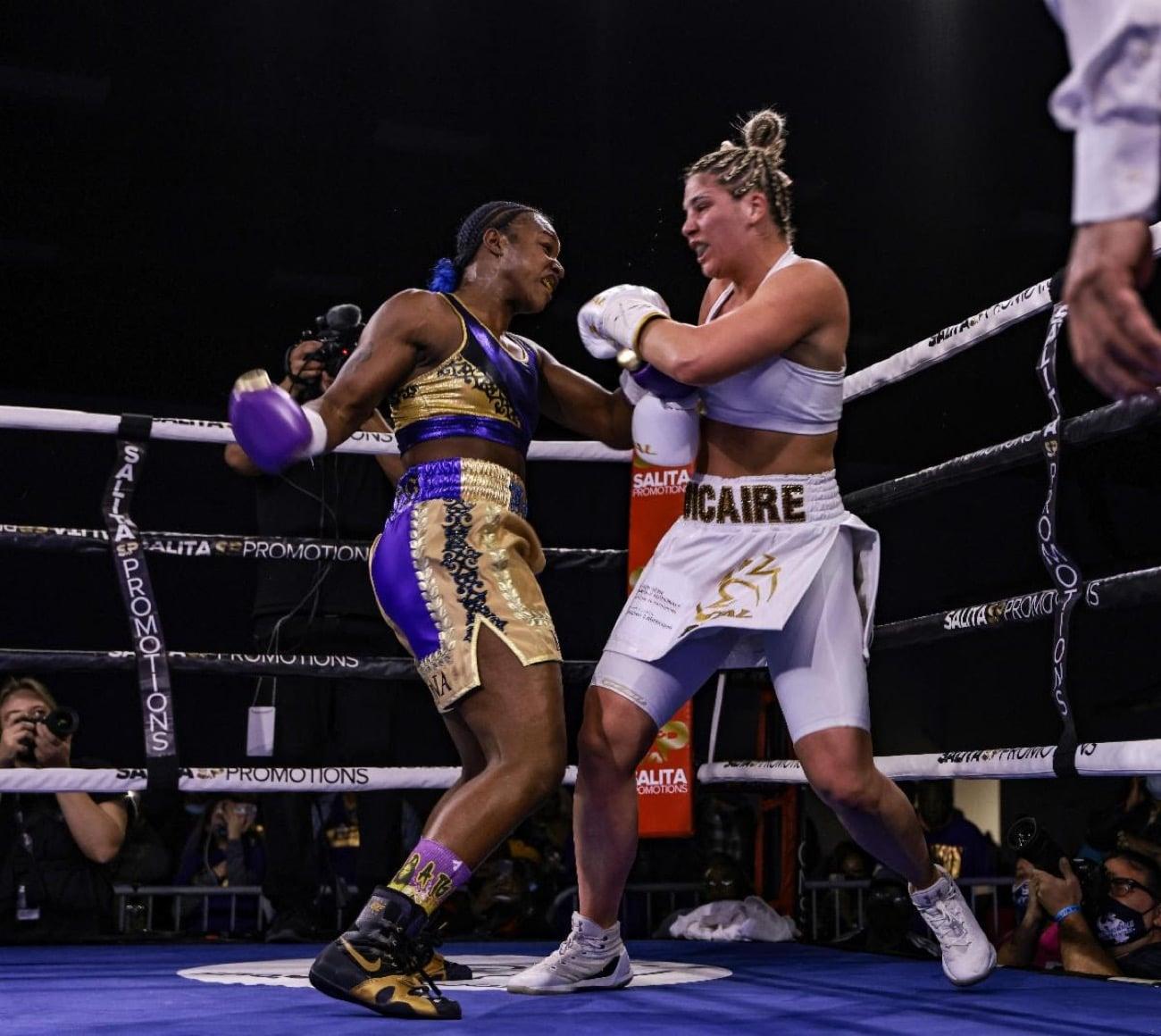 Claressa Shields, Katie Taylor - Boxing News