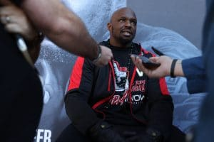 Dillian Whyte wants WBC to force Tyson Fury to fight him