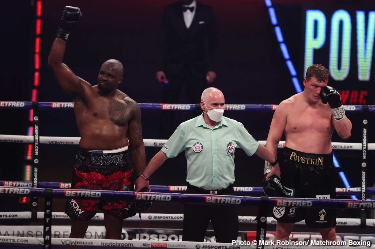 Dillian Whyte - Boxing News