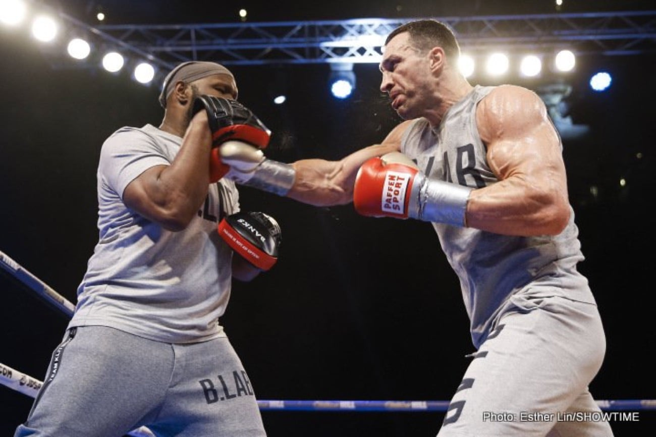 Wladimir Klitschko - Boxing News