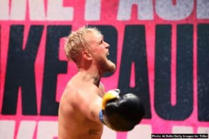 Jake Paul: I want Conor McGregor