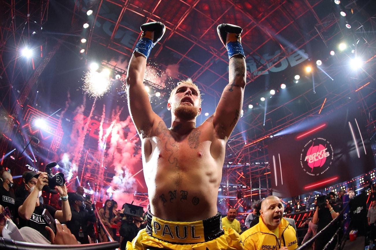 Ben Askren, Jake Paul - Boxing News