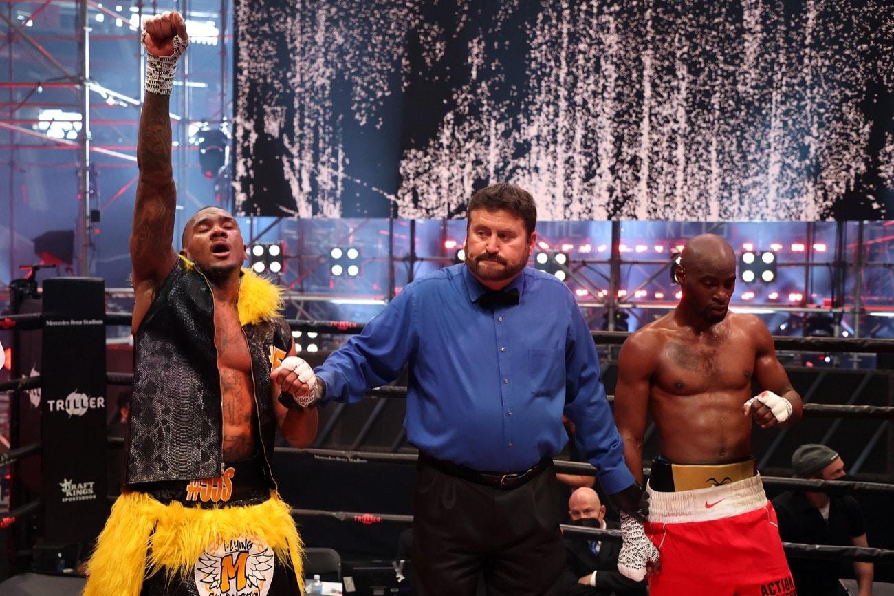 "Ben Askren, Frank Mir, Ivan Redkach, Jake Paul, Regis ""Rougarou"" Prograis, Steve Cunningham - Boxing News"