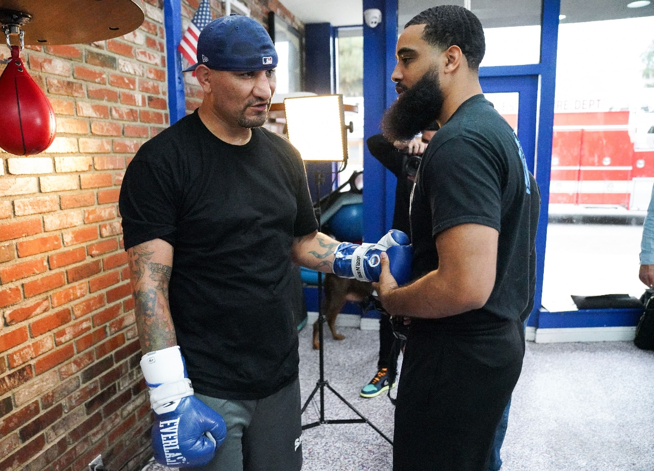 Andy Ruiz Jr, Chris Arreola - Boxing News