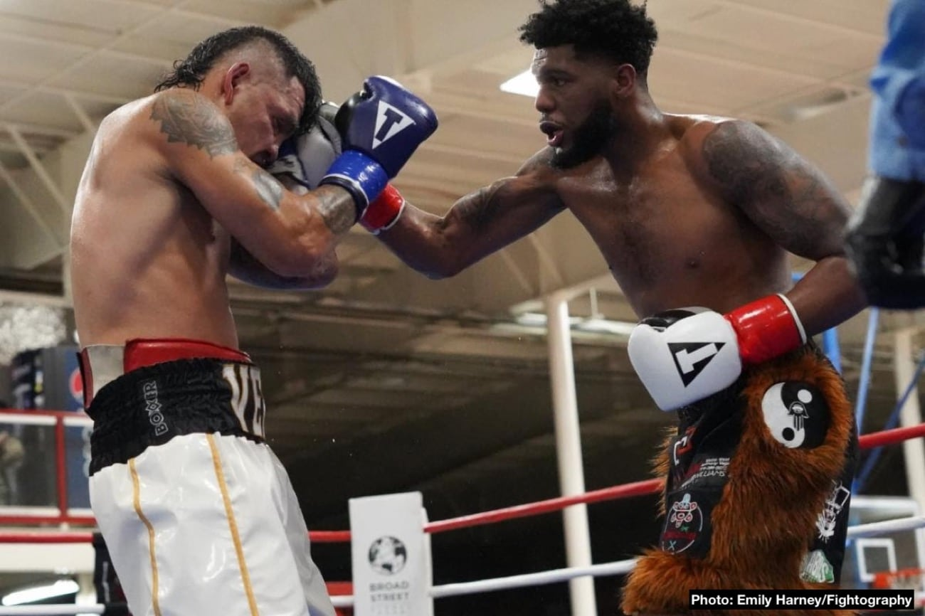 Bryan Vera, Kendrick Ball Jr. - Boxing Results