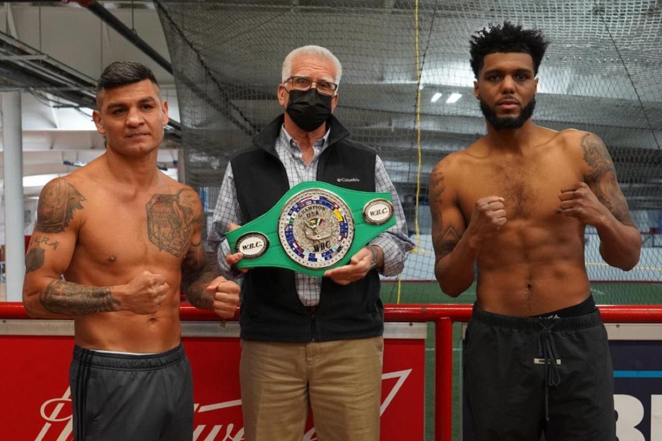 Bryan Vera, Kendrick Ball Jr. - Boxing News