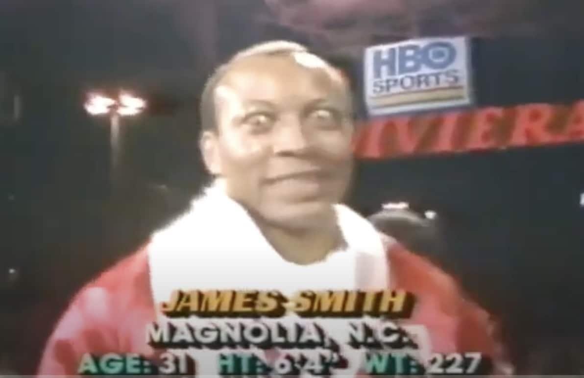 James Smith - Boxing History
