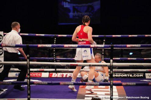 Claressa Shields, Savannah Marshall - Boxing News