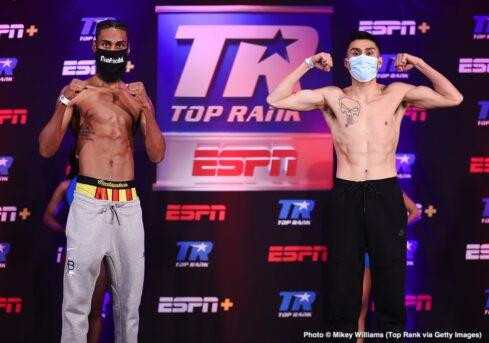 Joe Smith Jr., Maxim Vlasov - Boxing News
