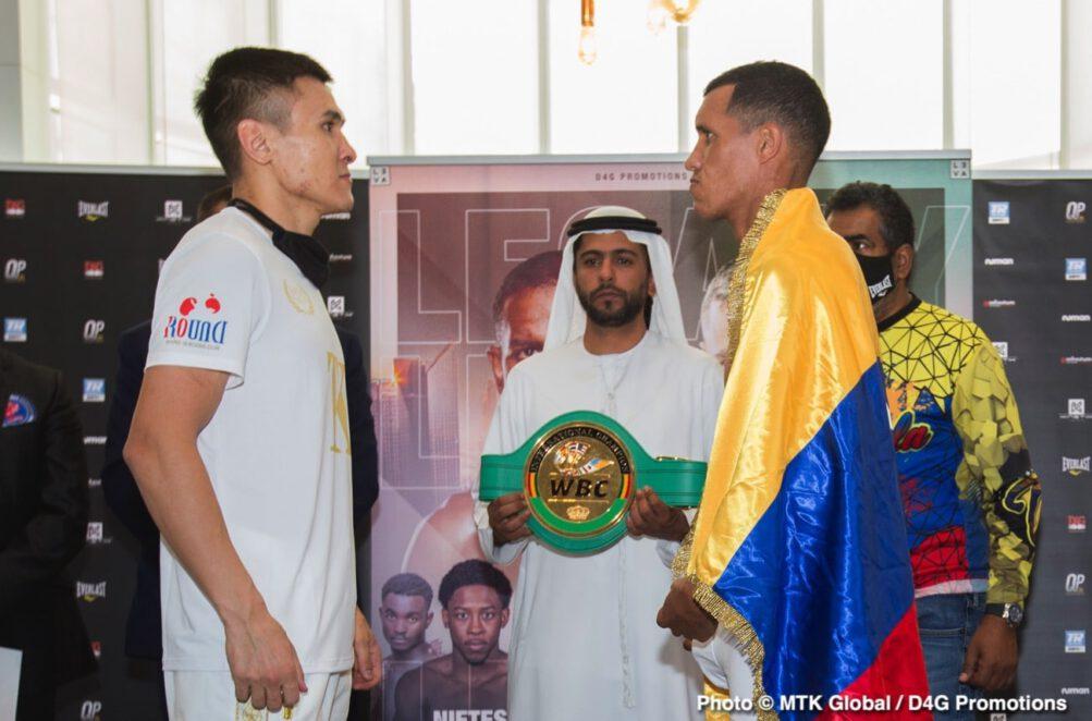 Carl Frampton, Jamel Herring - Boxing News