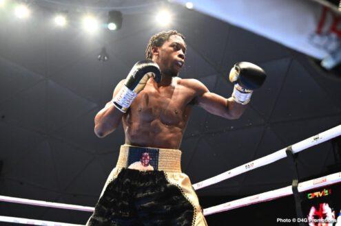 Carl Frampton, Donnie Nietes, Jamel Herring - Boxing News