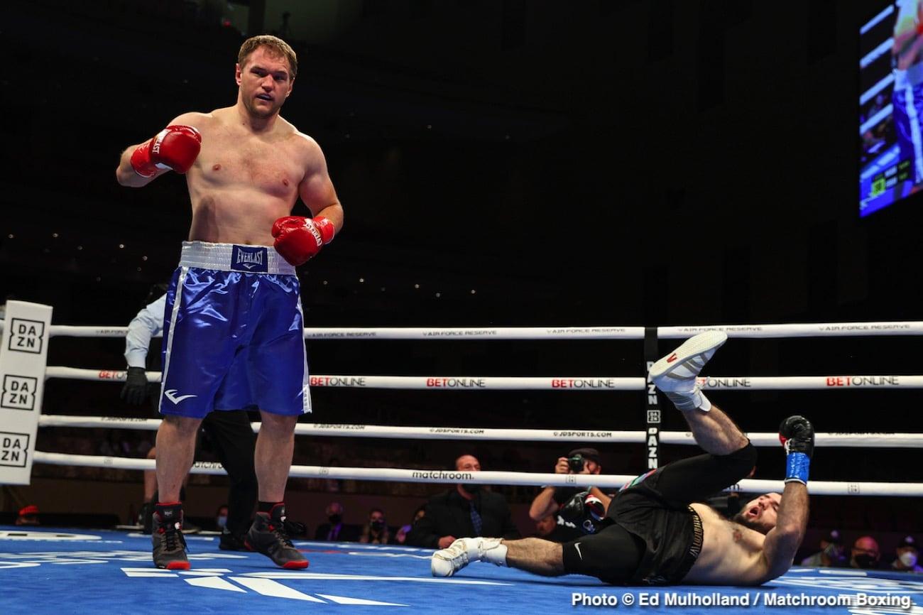 Andrey Fedosov - Boxing News