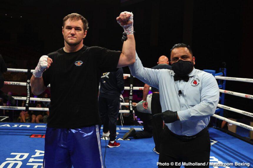 Andrey Fedosov, Mahammadrasul Majidov - Boxing News