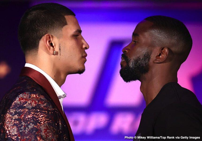Christopher Diaz, Emanuel Navarrete - Boxing News