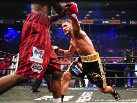 Bryant Perrella, James Martin, Omar Juarez, Tony Harrison, Vito Mielnicki Jr - Boxing News