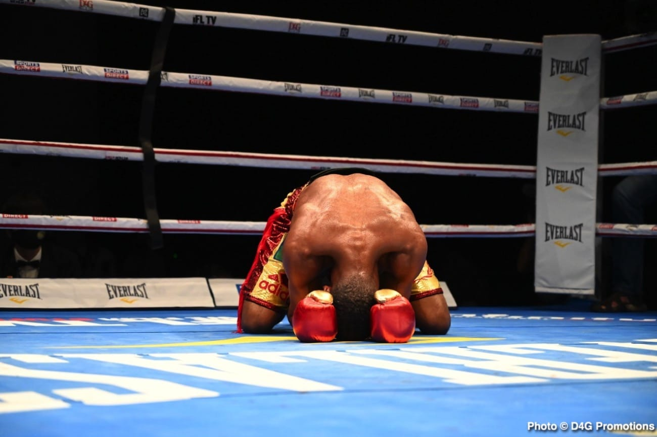 "Carl Frampton, Jamel ""Semper Fi"" Herring - Boxing Results"