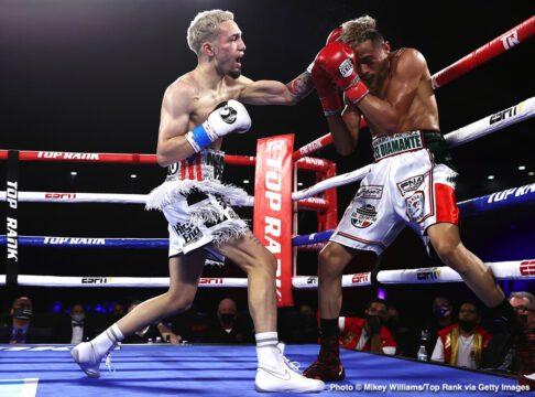 Christopher Diaz, Demond Nicholson, Edgar Berlanga, Emanuel Navarrete - Boxing News