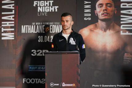Ionut Balata, Michael Conlan, Sunny Edwards - Boxing News
